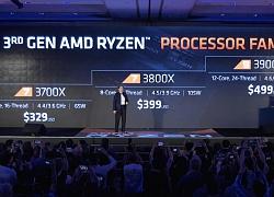 Lộ điểm số của AMD Ryzen 7 3800X - CPU 8 nhân chiến game ngon bổ rẻ thật khó để bỏ qua