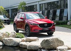 Mazda CX-5 giá 859 triệu, chưa khi nào giá rẻ đến thế