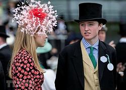 Những chiếc mũ độc đáo tại lễ hội đua ngựa Royal Ascot