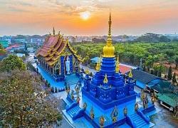 Những 'ngôi chùa' đẹp như tác phẩm nghệ thuật ở Chiang Rai, Thái Lan