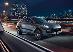 Porsche Cayenne Coupe 2020 ra mắt, Mercedes GLE và BMW X6 toát mồ hôi