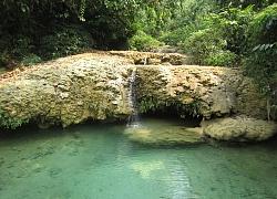 Xanh mướt quần thể thác Hiêu