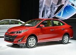 Doanh số Toyota Việt Nam tiếp tục giảm, Vios có dấu hiệu hụt hơi
