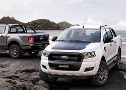 Hàng chục nghìn xe Ford Ranger nhập khẩu từ Thái Lan bị lỗi