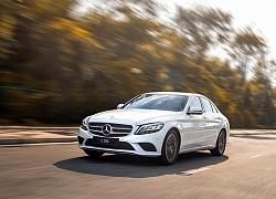 Mercedes-Benz C-Class mới ra mắt tại Việt Nam tiết kiệm xăng nhờ sử dụng loại động cơ này