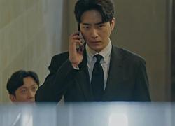 """6 cảnh chấn động của Lee Joon Hyuk ở """"Tổng Thống 60 Ngày"""": Con tàu chỉ có một thuyền trưởng, tôi là người đó!"""