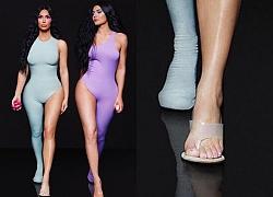 Chị em Kim và Kylie mặc đồ bó sát khoe hình thể đồng hồ cát vạn người mê, nhưng lại mắc lỗi photoshop khó đỡ thế này?