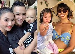 Những nhóc tỳ nhà sao Việt 'gây bão' mạng xã hội, được yêu thích hơn cả bố mẹ