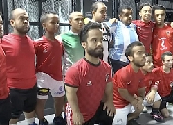 Đội bóng người lùn ra sân để tìm cách thay đổi định kiến