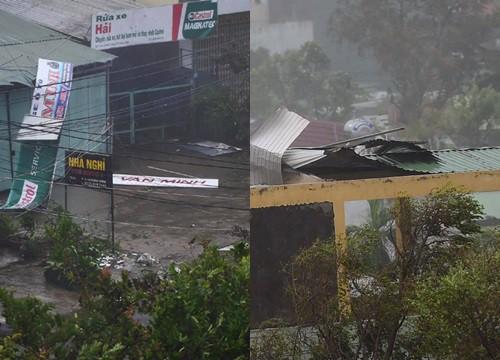 Bão suy yếu thành áp thấp, Quảng Nam – Đà Nẵng nguy cơ ngập diện rộng