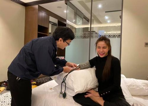 Thuỷ Tiên tiết lộ lý do lỡ hẹn về TP.HCM, không dám nghe máy của chồng trong chuyến đi thiện nguyện tại miền Trung