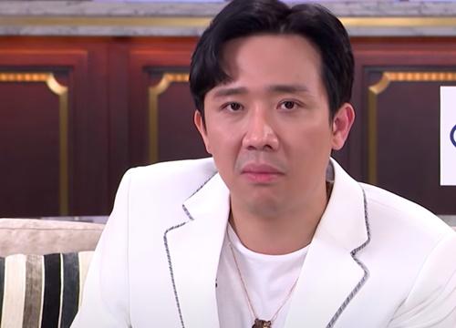 Nam Em lảng tránh khi nghe Trấn Thành nhắc đến bệnh tình của mình trên sóng truyền hình