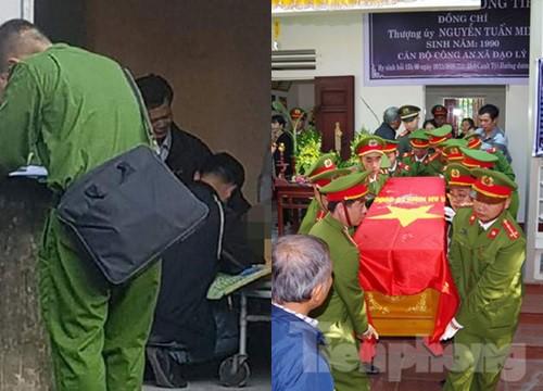 Bắt giam 4 người vụ thượng úy công an bị đánh tử vong
