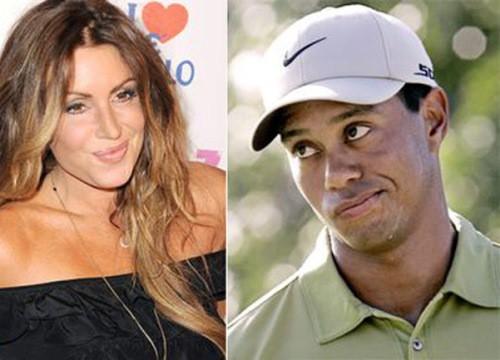 """Tiger Woods làm """"chuyện ấy"""" với """"bà trùm hộp đêm"""", nhận ngay hậu quả xấu"""