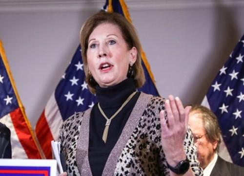 Luật sư Sidney Powell nộp đơn kiện chấn động, yêu cầu Georgia xác nhận chiến thắng cho TT Trump