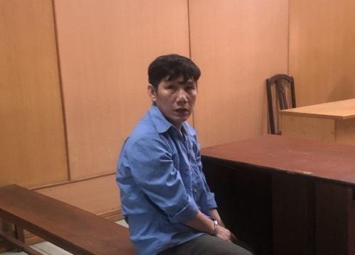 Bị cáo tạt xăng thiêu người liên tục xin được tử hình