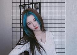 """Hàn Quốc rộ trào lưu nhuộm riêng tóc mái màu chóe, hóa ra hội idol đều đã """"đu trend"""" hết cả rồi!"""