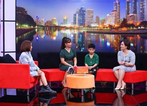 Ba mẹ ly thân, cậu bé 10 tuổi gửi lời tâm sự xót xa đến ba trên sóng truyền  hình - Show Việt - Việt Giải Trí