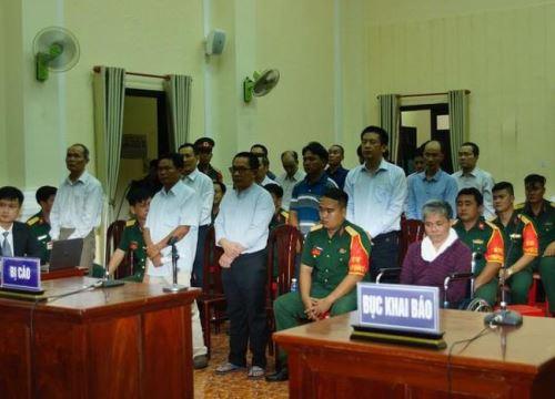 Tòa quân sự Quân khu 7 tuyên phạt Lê Quang Hiếu Hùng 30 năm tù