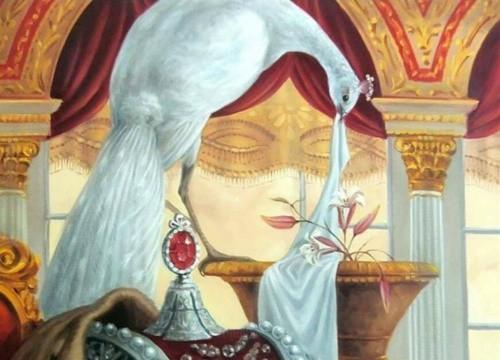 Bạn nhìn thấy cô gái hay cung điện? câu trả lời tiết lộ phẩm chất tốt đẹp nhất của bạn