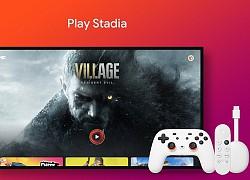 Dịch vụ game trực tuyến Stadia sẽ có mặt trên các TV Android